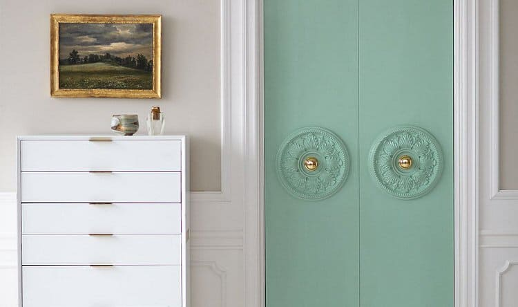 You Can Even Liven Up Closet Doors With Extra Features And Color. Change  Your Doors