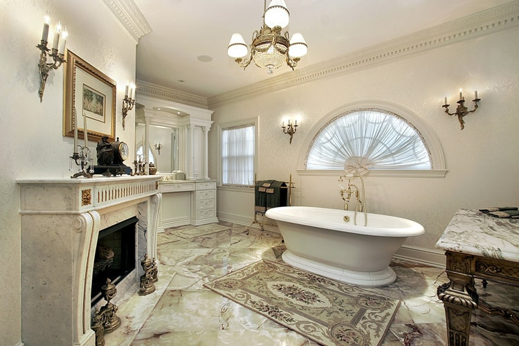 Period Bathroom Lighting Ideas 25 stylish bathroom lighting ideas | interiorcharm
