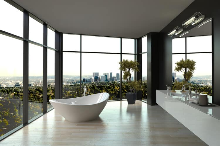 42 jaw dropping luxury bathrooms interiorcharm - Luxury Bathroom