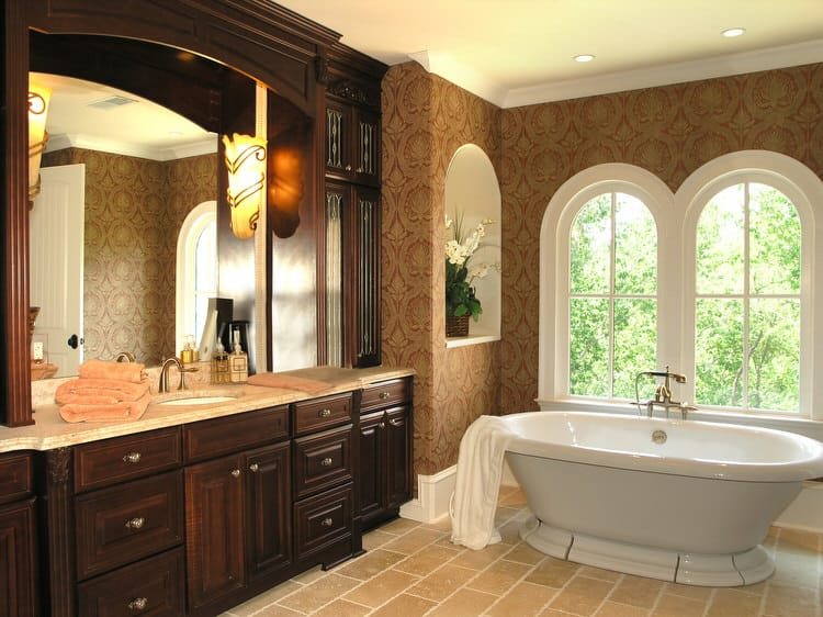 Luxury White Bathrooms24 42 jaw-dropping luxury bathrooms | interiorcharm