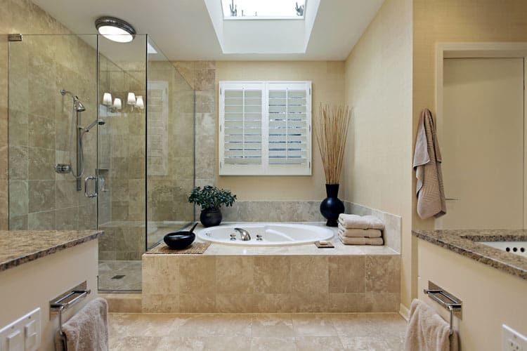17 Stylish Bathrooms With Walk-In Showers | InteriorCharm