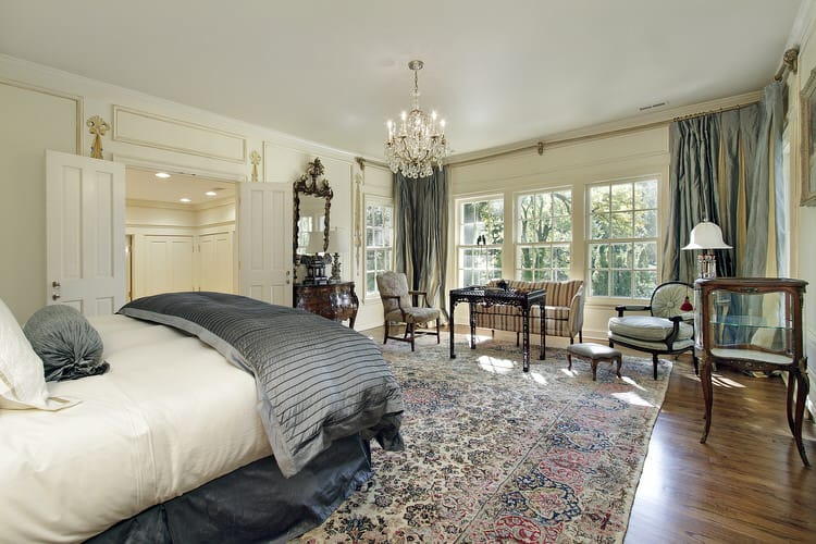 A Luxury Master Bedroom Can Mean Anything From Ornate And Sumptuous To  Sleek And Minimal. However, It Should Have A Touch Of Sophistication, ...