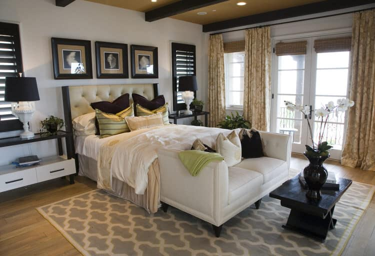 58 Magnificent Master Bedrooms | Interiorcharm