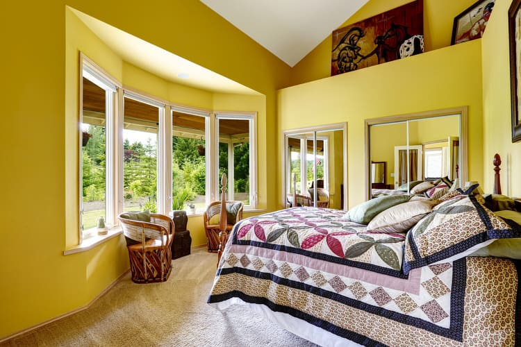 41 Unique Bedroom Color Ideas | InteriorCharm