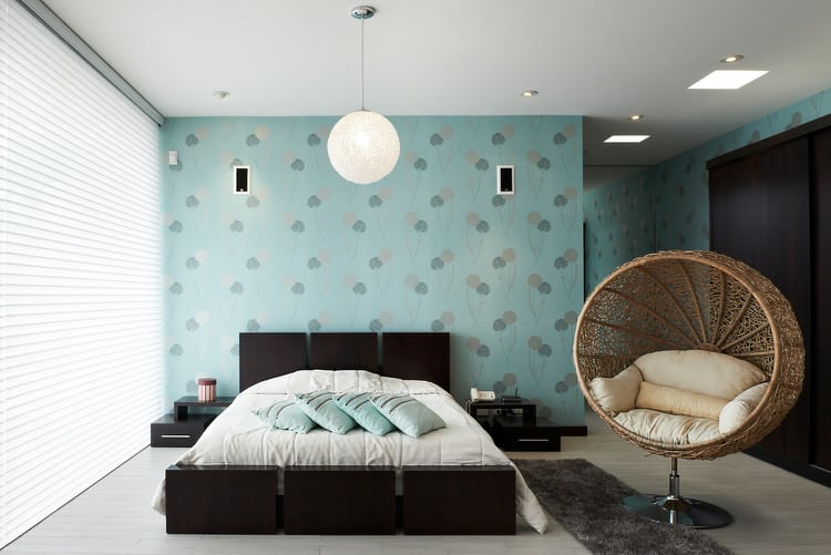 39 cool bedrooms you have to see interiorcharm for Kleurkeuze interieur