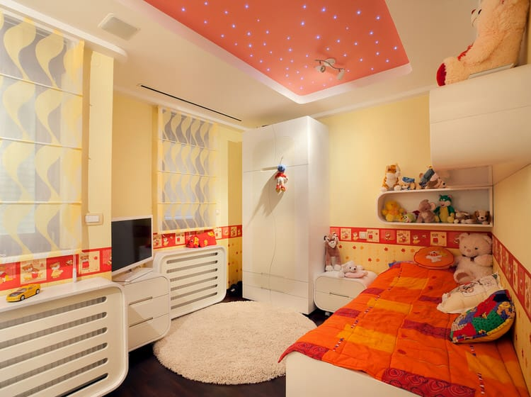 Kick Off Your Kids Bedroom Decorating Project With A Fun And Imaginative Color Palette Make Intelligent Choices That Include Quality Furniture