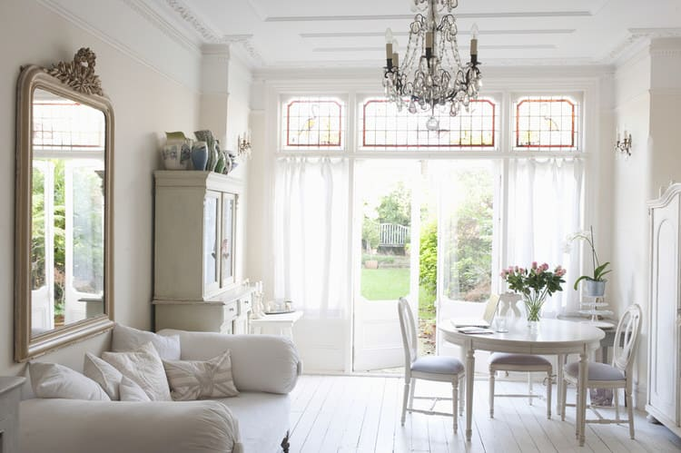 The Chandelier In This Space Has All The Charm Of An Antique But It Is A Cleverly  Designed Custom Reproduction. If You Have A Room Renovation In The Works ... Good Looking