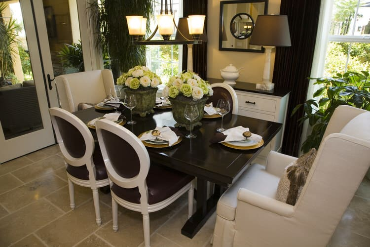 . 43 Stylish Dining Room Decorating Ideas   InteriorCharm
