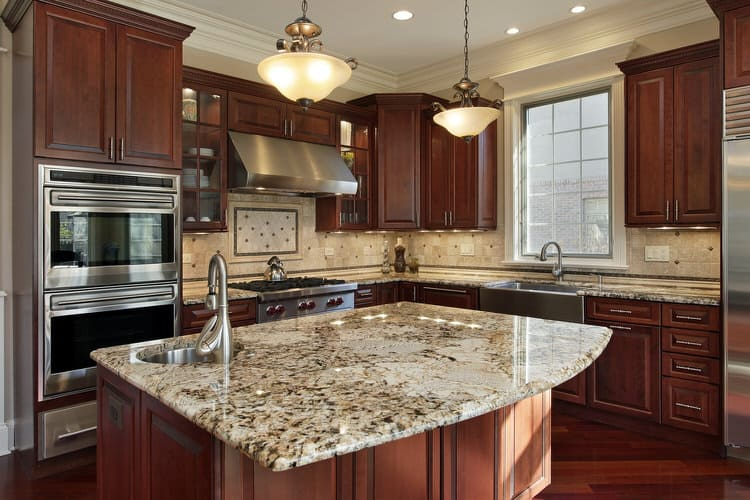 Bigger Is Better For An Island That Doubles As A Food Prep Area With An  Integrated Sink And Ample Room For Counter Stools. When Designing An Island  Of This ...