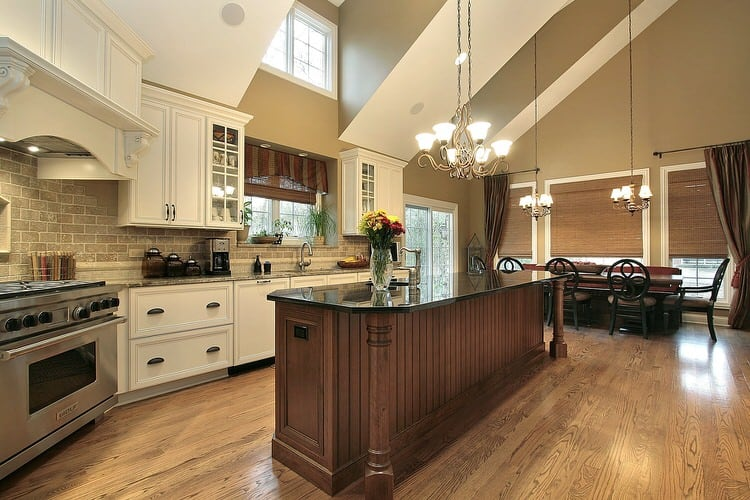 30 stunning luxury kitchens page 6 of 7 interiorcharm - Elegant italian style kitchen cabinets with timeless charm ...