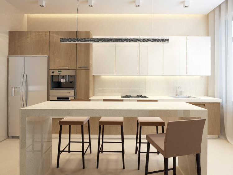 41 Modern Contemporary Kitchens InteriorCharm
