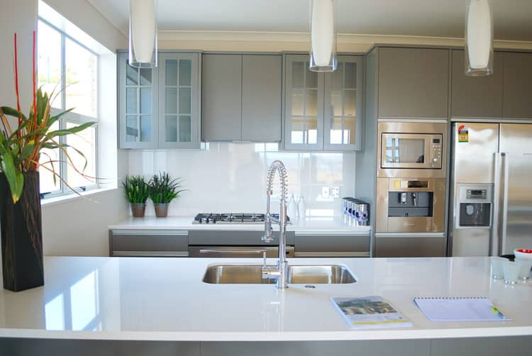 41 Modern Contemporary Kitchens Interiorcharm Modern Kitchen Counter