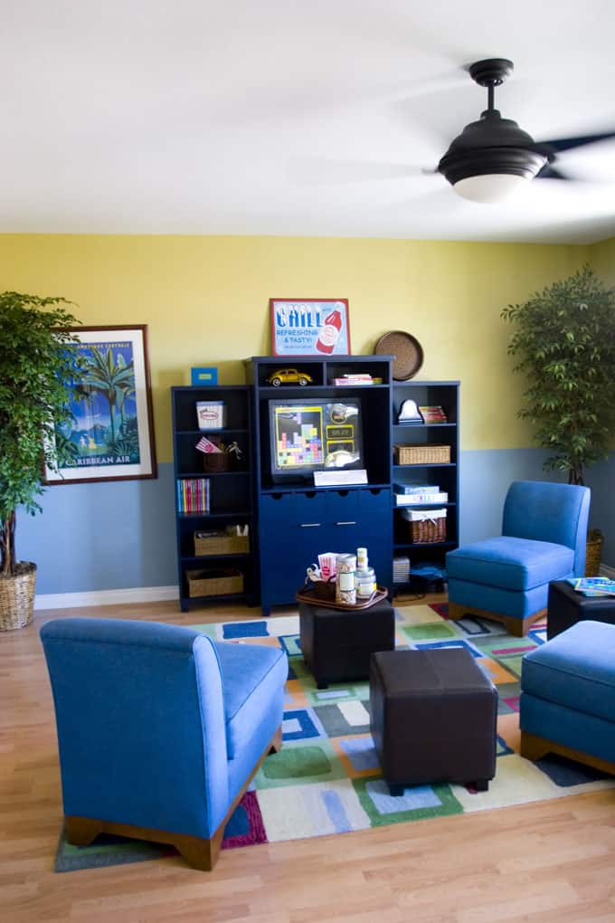 16 Living Rooms With Ceiling Fans InteriorCharm