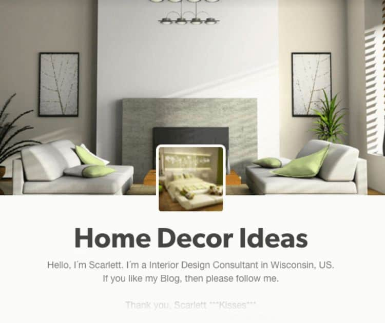 This blog provides simple and elegant solutions and design ideas that are great for any home. There are many posts filled with great designs that are sure to inspire you to design greatness.