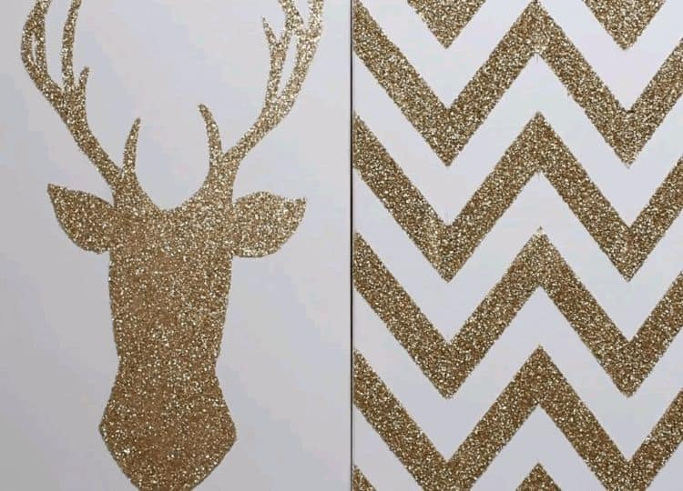 If you are looking for a great project that will give your room some sparkle, this project may be just for you. Your walls will twinkle following this amazing project that lets your imagination run wild. Get your ideas on the wall and let them shine.
