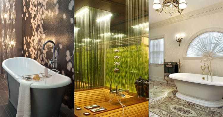 25 Stylish Bathroom Lighting Ideas (Pictures)