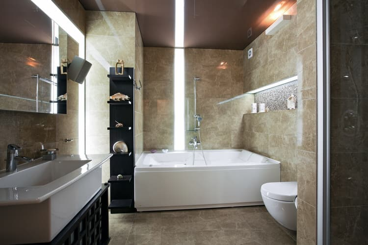 Heated Floors Are The Ultimate In A Bathroom. Thereu0027s Nothing Like Stepping  Onto A Toasty Tile Floor After A Shower Or Bath. The Economical Radiant  Heat ...