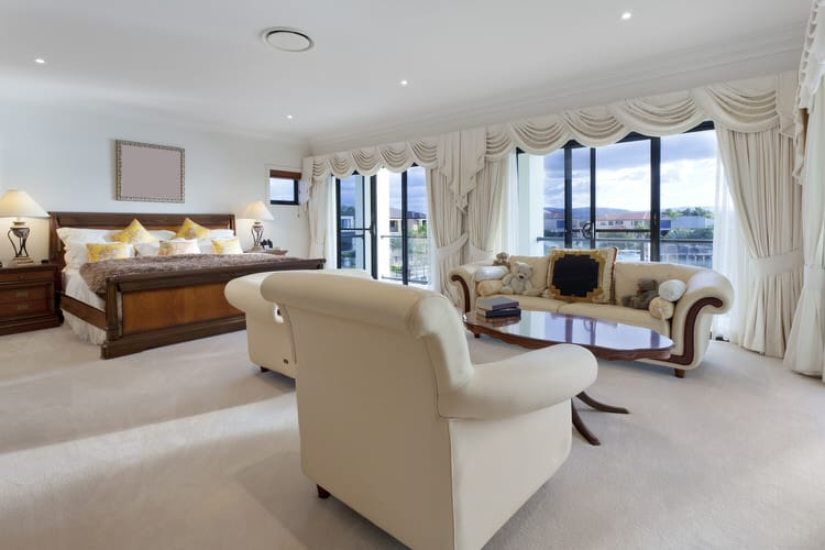 58 Magnificent Master Bedrooms Pictures