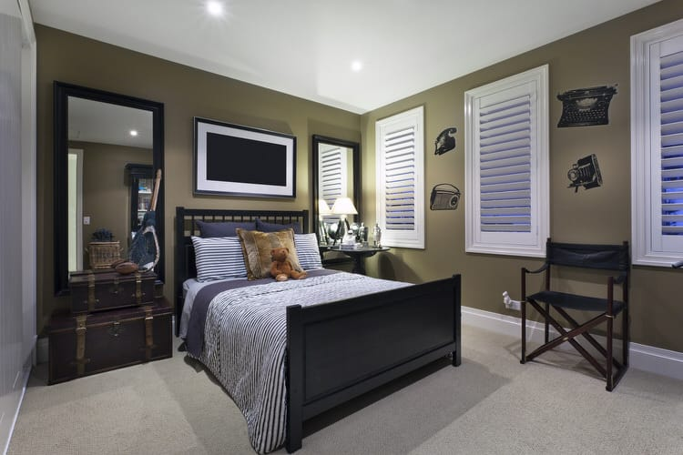 black color bedroom 41 unique bedroom color ideas pictures 10856