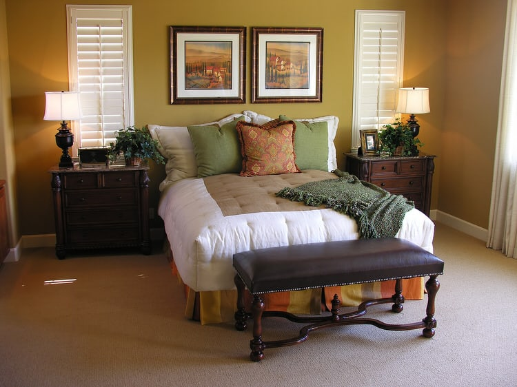 Bedroom Color Ideas With Brown 41 unique bedroom color ideas (pictures 😍)