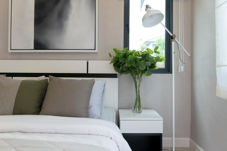 Neutral Paint Colors Are A Great Choice For Bedrooms Putty Color Walls Give You Blank Canvas And Let Play With In Your Bedding Accessories