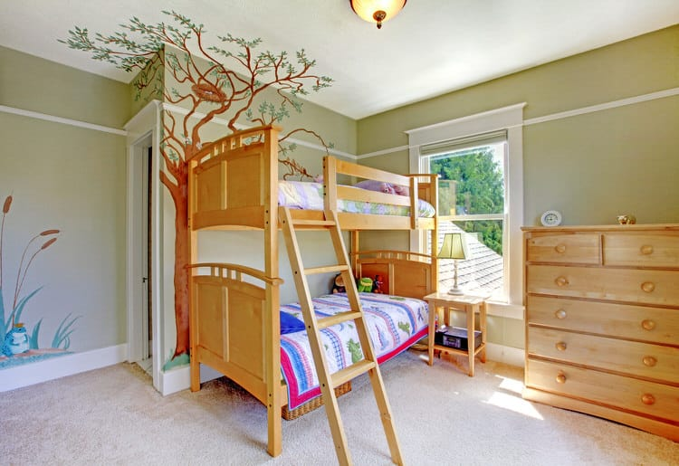Branch Out In Your Childu0027s Bedroom With Whimsical Wall Art. Painting Is One  Of The Easiest Ways To Give A Room A New Look. Try It In Your Toddleru0027s Room  By ...