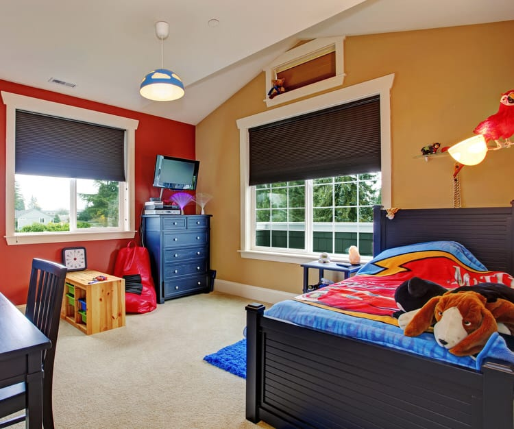 50 Colorful Kids Bedroom Ideas (Pictures)