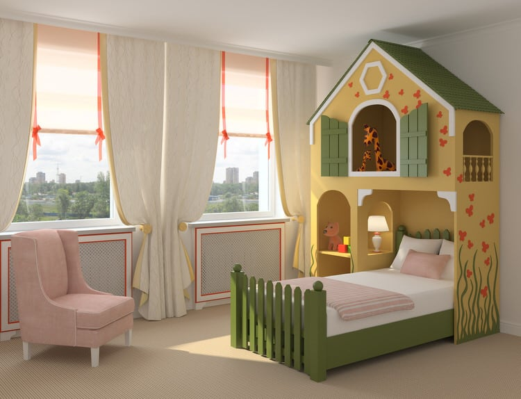 50 Colorful Kids Bedroom Ideas Pictures