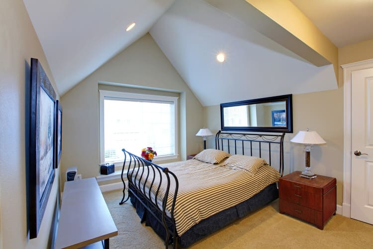 34 small bedroom ideas pictures Bedroom mirrors with lights around them