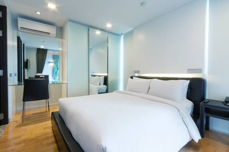 48 Small Bedroom Ideas PICTURES 😍 Delectable Hotel Bedroom Design Ideas