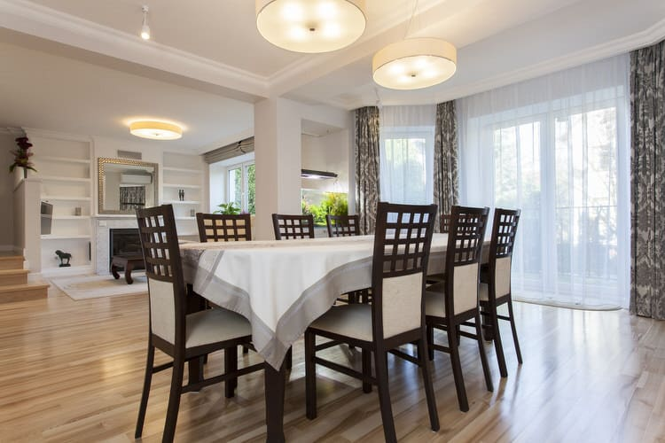 43 Stylish Dining Room Decorating Ideas (Pictures)