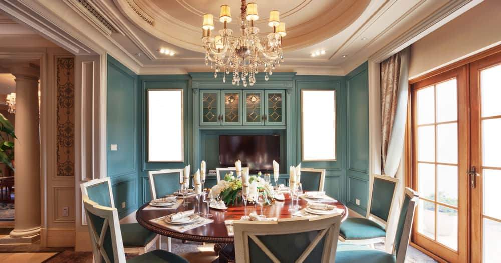 35 Elegant Dining Room Designs PICTURES