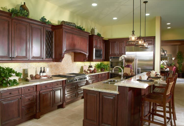 Simple Kitchen Decorating Ideas Pictures
