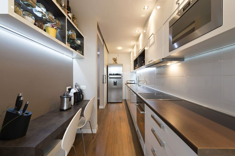 48 Galley And Corridor Kitchens Pictures Interesting Corridor Kitchen Design Creative