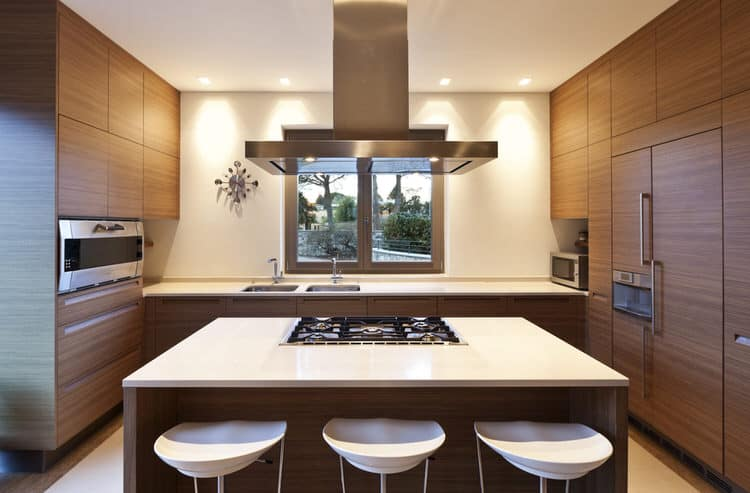 41 modern contemporary kitchens pictures