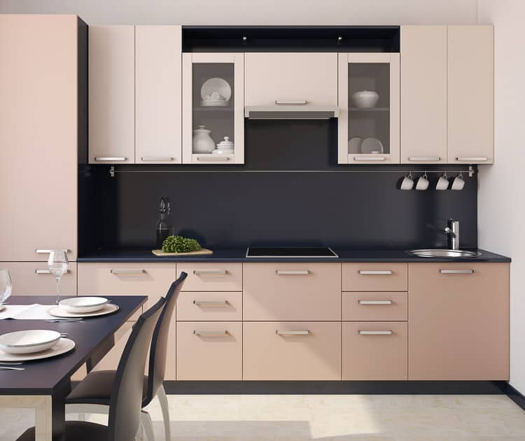 Kitchen Cabinets For Small Space: Small Kitchen Ideas (PICTURES