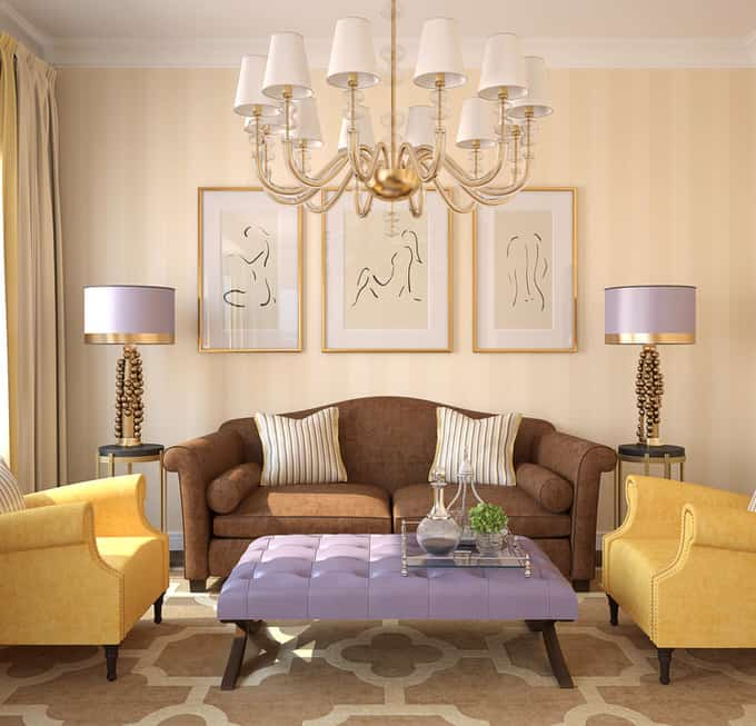 Beautiful Colorful Living Rooms: Colorful Living Room-45 Best Samples (PICTURES