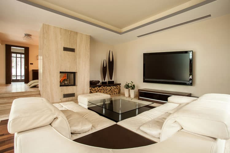 28 Elegant Living Room Designs (Pictures)