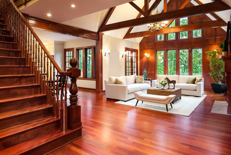 30 Living Rooms With Hardwood Floors Pictures