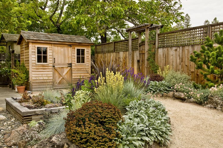 If You Are An Avid Gardener Your Backyard Should Include A Shed To House Tools Potting Supplieiscellaneous Equipment This Handy And Attractive Out