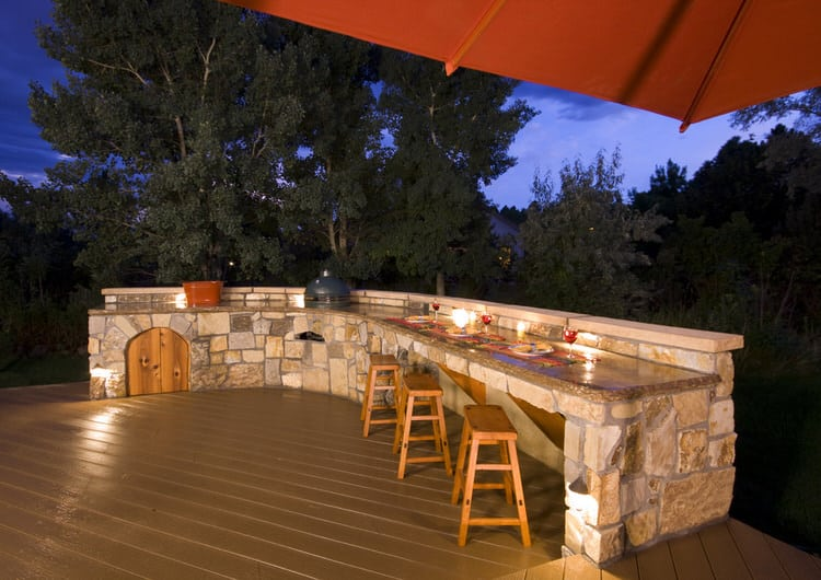 32 Spectacular Outdoor Kitchens (Pictures) on stucco board, stucco patterns, stucco fence, stucco barn, stucco bathroom, stucco trim, building wood countertops kitchen, stucco background, stucco hand tools, stucco patio, stucco fasteners, diy backyard kitchen, stucco process, stucco styles, stucco flashing, stucco room addition, stucco stone, stucco screws, stucco stop, stucco construction details,
