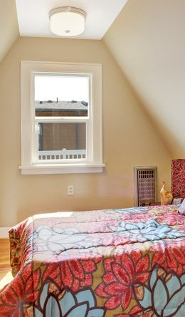 Simple and Small Bedroom Ideas