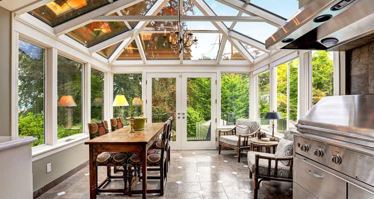23 Serene Sunrooms Let The Sun Shine In Pictures